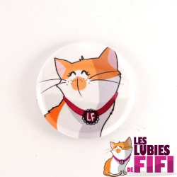 Magnet chat : Fifi le chat