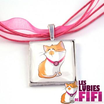 Collier chat : les lubies de fifi