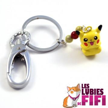 Porte-clé pokémon : Pikachu