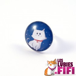 Bague chat : Michat le chat