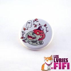 Badge Pokémon : Salamèche